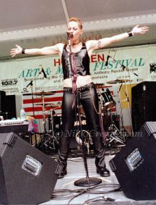 Joan Jett Hoboken NJ 1999