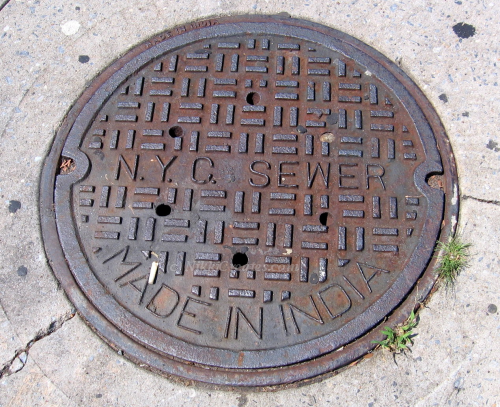 NYC Sewer Card