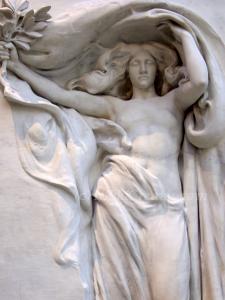 Metropolitan Museum Woman Card