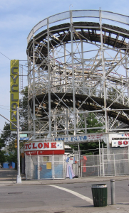Cyclone Side View
