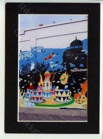 Teacups Mural #2
